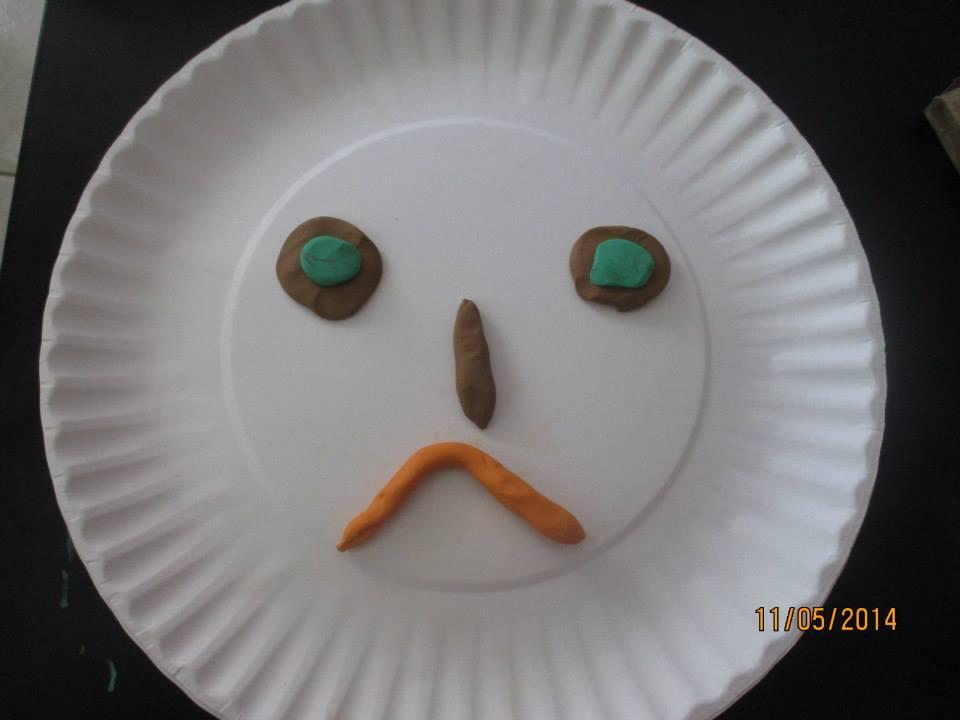 كليم يصنع وجها حزينا 4سنوات