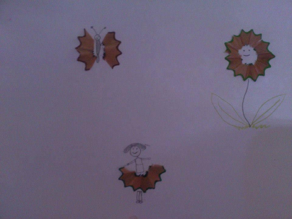 لوحة فنية من ايمان 12 سنة درعا