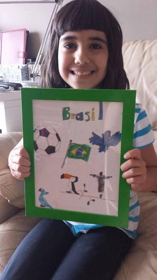 ليلى غوجل - 8 سنوات وحول العالم مع نورس من تصميمها