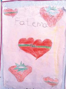 فاطمة 7سنوات إدلب