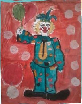 مشاركة طفل من الغوطة الشرقية (3)